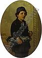 ANTONIO ERMOLAO PAOLETTI (Italian 1834-1912) Young, Antonio (1833) Paoletti, Click for value