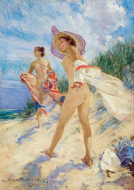 HOWARD CHANDLER CHRISTY (American, 1872-1952)