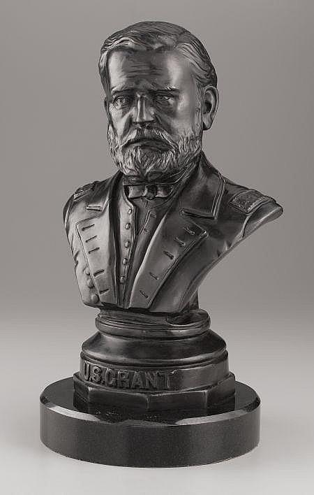 FREDERICK VOLCK (American, 1833-1891) U.S. Grant,