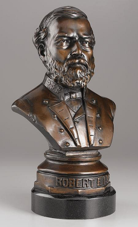 FREDERICK VOLCK (American, 1833-1891) Robert E.