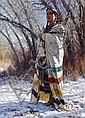 MARTIN GRELLE (American, b. 1954) Winter's, Martin Grelle, Click for value