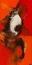 DAVID HAMMONS (American, b. 1943) Untitled, circa late
