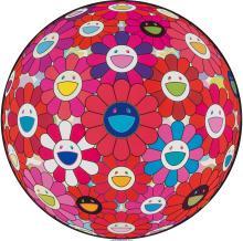 Takashi Murakami (b. 1962) Comprehending the 51st Dimension and Hey! Do You Feel