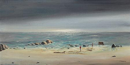Stancin, John J. Untitled (Seascape)