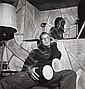 SID AVERY (American, 1918-2002) Marlon Brando, At Home, Sid Avery, Click for value