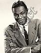 SID AVERY (American, 1918-2002) Nat King Cole at Ciro's