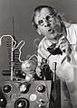 SID AVERY (American, 1918-2002) Professor, 1961 Gelatin