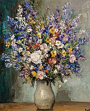 Marcel Dyf (French, 1899-1985) Pieds d'alouette, circa