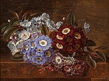 Johan Laurentz Jensen (Danish, 1800-1856) Still life wi