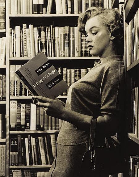 BEN ROSS (American, 1916-2004) Marilyn Monroe,