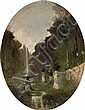 EUGÈNE DESHAYES (French, 1828-1890) Pair of, Eugène (1828) Deshayes, Click for value