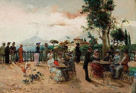 EUGENIO OLIVA RODRIGO (Spanish, 1857-1925)