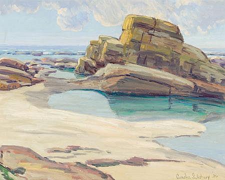 CORNELIUS SALISBURY (American, 1882-1970) Ebb