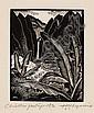 HUC-MAZELET LUQUIENS (American, 1881-1961),, Asa Cheffetz, Click for value