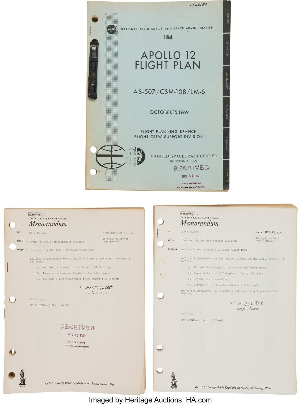 nasa apollo flight plan - photo #29