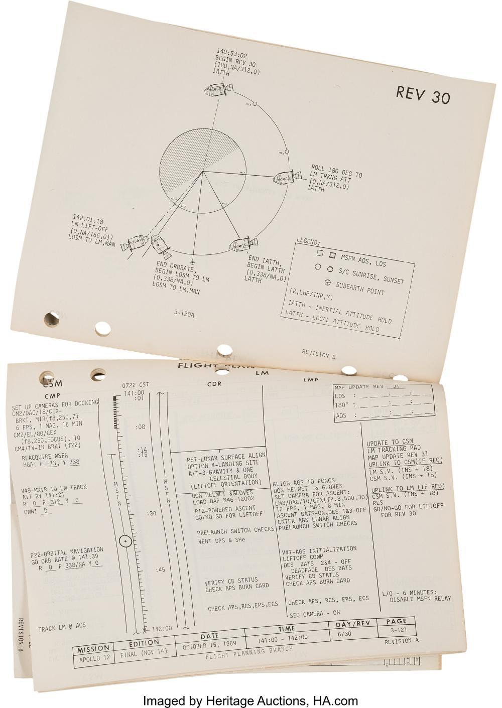 nasa apollo flight plan - photo #24