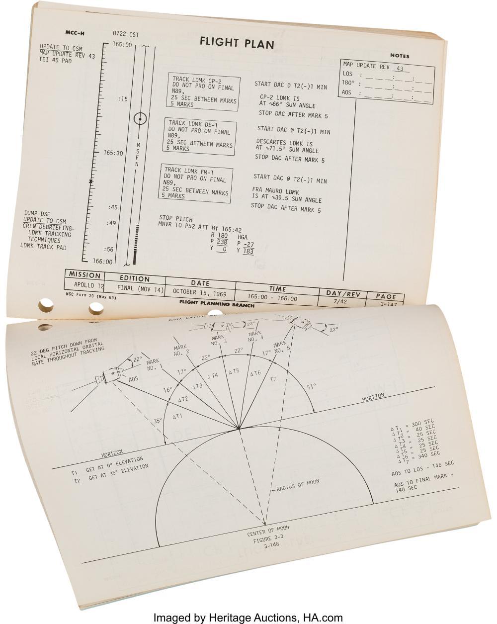 nasa apollo flight plan - photo #40