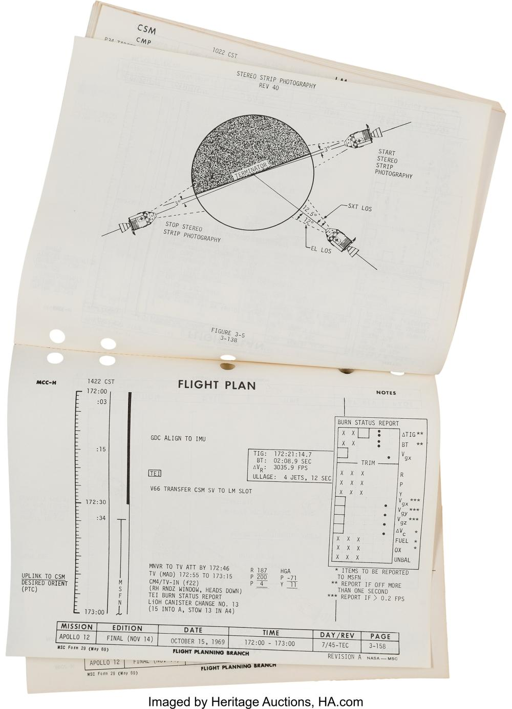 nasa apollo flight plan - photo #22