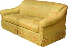 A Fine Stark-Old World Weavers Upholstered Sofa, early
