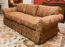 A Fortuny-Style Upholstered Sofa, early 21st century 30
