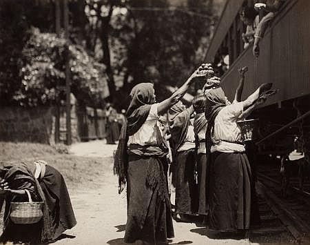 HUGO BREHME (German, 1882-1954) Matrata, Veracruz and A