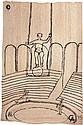 After ALEXANDER CALDER (American, 1898-1976) Circus, 19