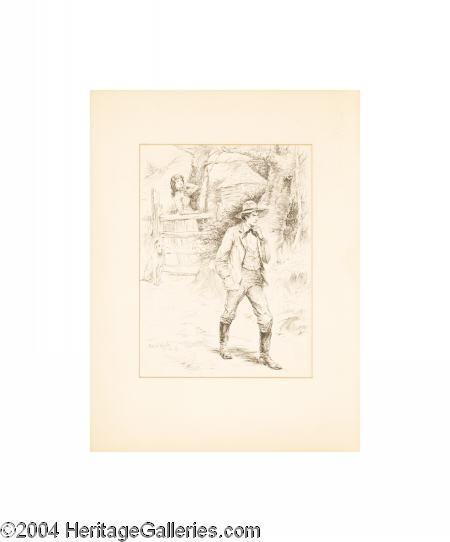EDWARD WINDSOR KEMBLE (1861-1933)
