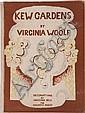 Virginia Woolf. Kew Gardens. Decorated by Vanessa Bell.