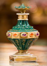 A Paris Porcelain Scent Bottle in the Manner of Jacob P