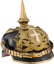 Fantastic Bavarian Reserve Officers' Model 1897 Pickelh