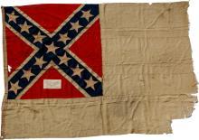Confederate Second National Flag,