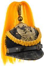 U.S. Army Model 1881 Dress Helmet With 6th Cavalry Helm