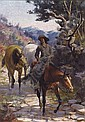 CHARLES ABEL CORWIN (American, 1857-1938) Bandit,, Charles Abel Corwin, Click for value