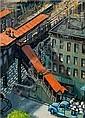 ARTHUR KIMMEL GETZ (American, 1913-1996) Magazine illus, Arthur Kimmel Getz, Click for value