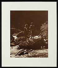 Roland W. Reed (American, 1864 - 1934) Into the Unknown