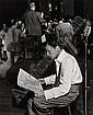 WILLIAM GOTTLIEB (American, b. 1917) Frank Sinatra, William Paul Gottlieb, Click for value