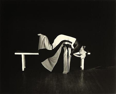 BARBARA MORGAN (American, 1900-1992) Martha Graham