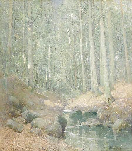 EMIL CARLSEN (American 1853 - 1932)