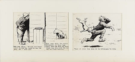 EDWARD WINDSOR KEMBLE (American 1861 - 1933)