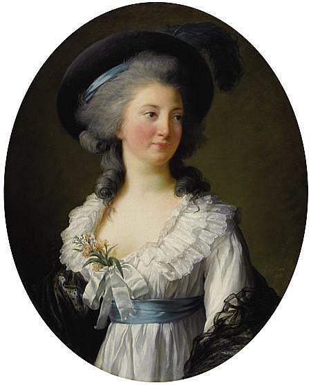 ELISABETH LOUISE VIGÉE-LEBRUN (French 1755 - 1842)