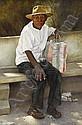 BILL HUGHES (American 1932 - 1992), Bill Hughes, Click for value