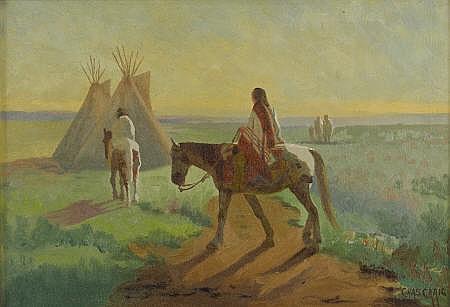 CHARLES CRAIG (American 1846 - 1931)