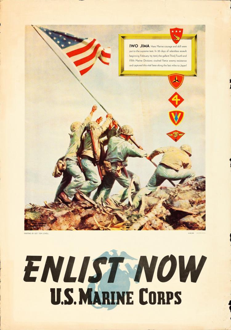 World war ii propaganda u s government printing offic - Royal marines recruitment office ...