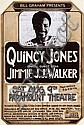 RANDY TUTEN (American, 20th Century) Quincy Jones, Jimm, Randy Tuten, Click for value