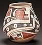 A CASAS GRANDES POLYCHROME JAR c. 1200 - 1450