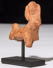 Ancient Egyptian Clay Apis Bull