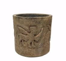 Ancient Near Eastern Stone Cup.