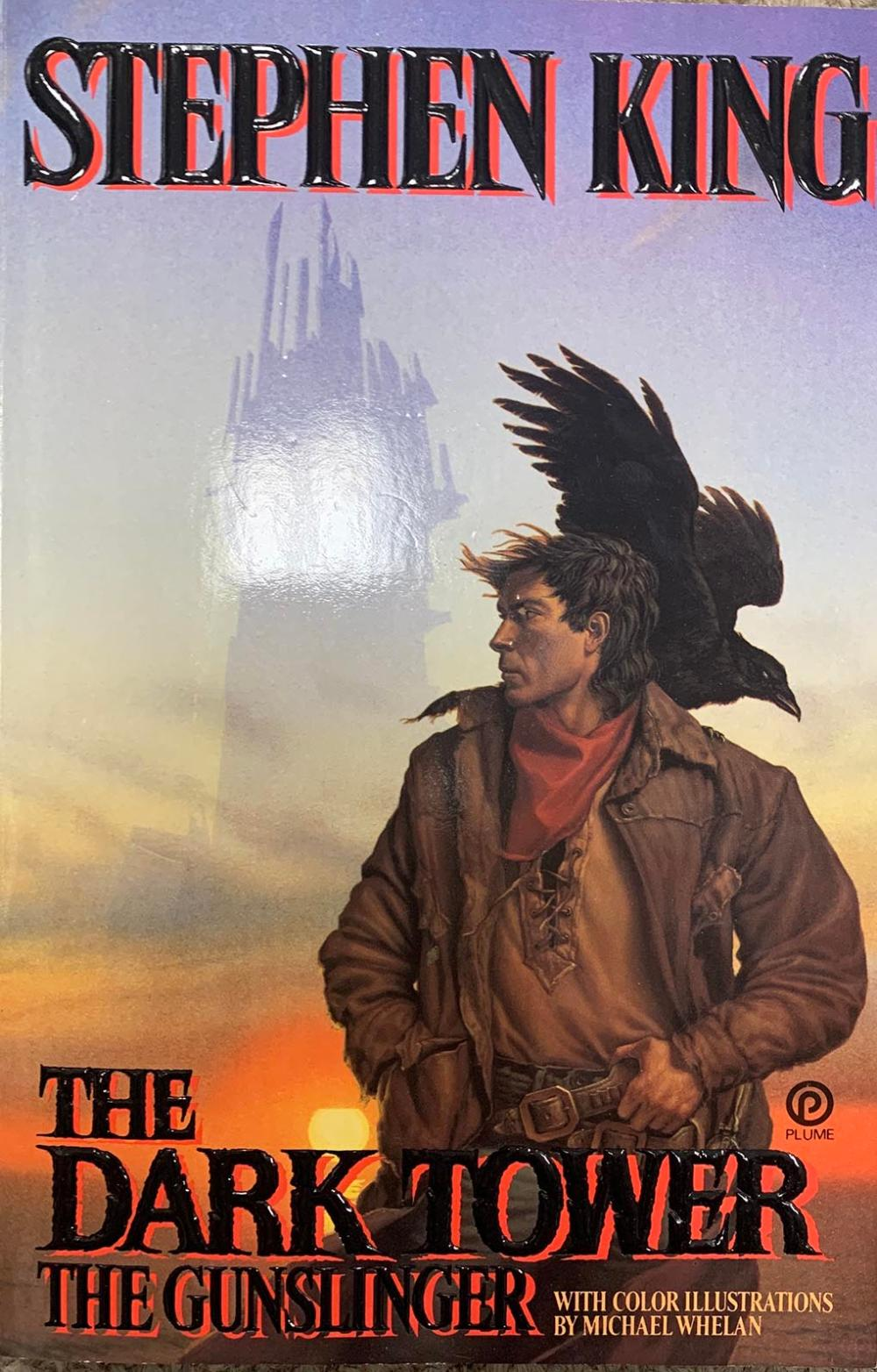 The Dark Tower The Gunslinger paperback