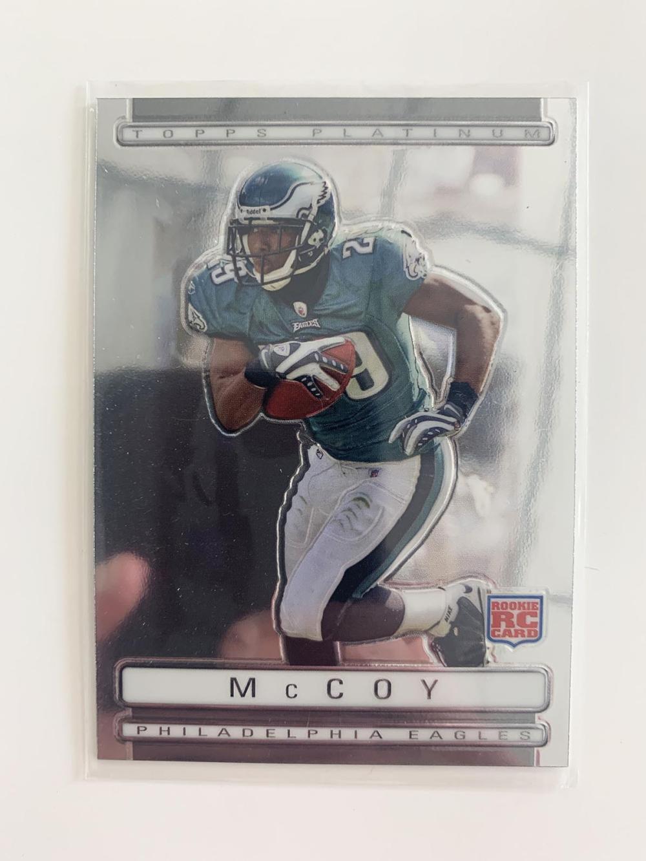 2009 TOPPS #130 LeSEAN McCOY CARD
