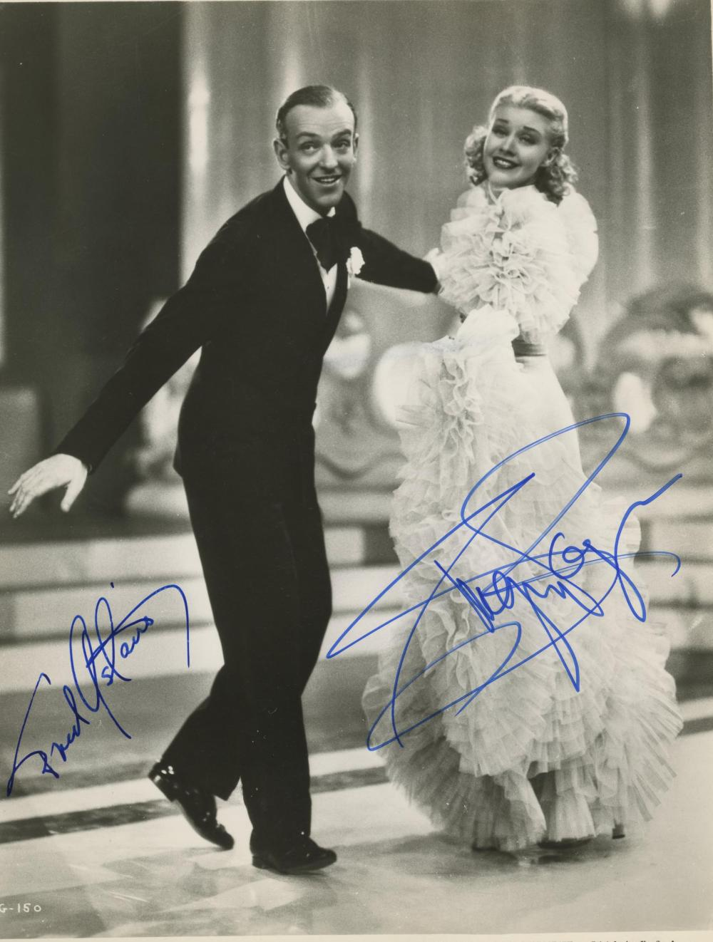 Tophat Signed Movie Photo